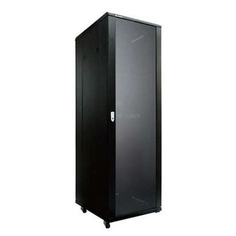 glass door server cabinet linkbasic 42ru server rack cabinet with glass door with