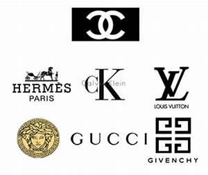5 most appreciated fashion brands in the world With clothing brand logos with names