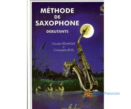 methode de saxophone debutants  tai lieu