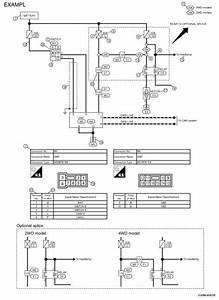 Nissan Sentra Service Manual  Sample  Wiring Diagram