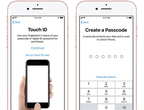 how to set up iphone as new set up your iphone or ipod touch apple support