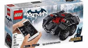 Lego Batman Batmobile : lego announces programmable batmobile that 39 s controlled with an app news the brothers brick ~ Nature-et-papiers.com Idées de Décoration