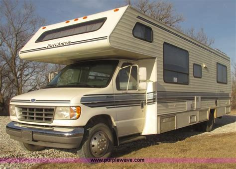 1993 Ford Econoline E350 Dutchman 30' Rv
