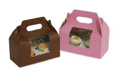 cupcake gable boxes box  wrap