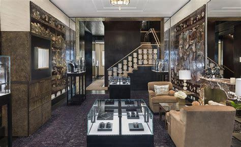 peter marino designs chanels  bond street boutique