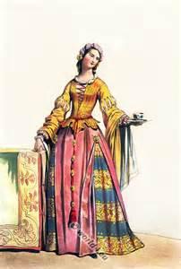 Renaissance Female Clothing