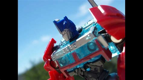Transformers Prime Stop Motion Youtube