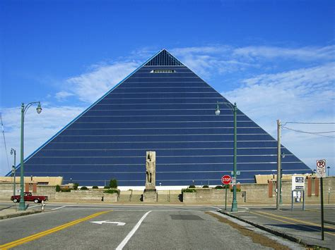 Pyramid Arena in Memphis, Tennessee | Marko Forsten | Flickr