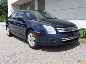 2007 Ford Fusion : 2007 dark blue pearl metallic ford fusion se 14937387 car color galleries ~ Medecine-chirurgie-esthetiques.com Avis de Voitures