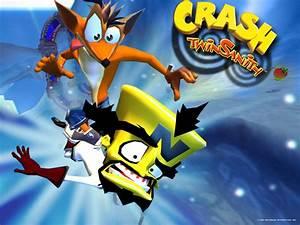 Crash Bandicoot Wallpaper HD #13069 Wallpaper | Game ...