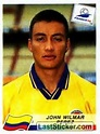 Sticker 453: John Wilmar Perez - Panini FIFA World Cup ...