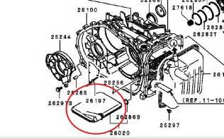 2001 hyundai elantra alternator 2003 mitsubishi eclipse rs 2 4l the transmission pan