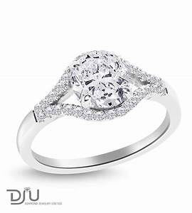 12 carat f vvs2 oval solitaire diamond engagement ring With 2 karat wedding ring
