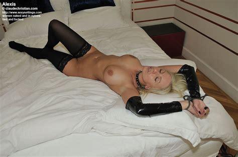 Bdsm Fetish Bedroom Bondage Fucked