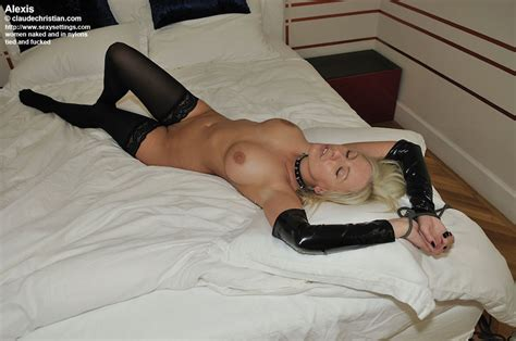 Bdsm Fetish Bedroom Bondage Fucked