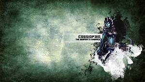League of Legends - Cassiopeia by SMILYFACEvirus on DeviantArt