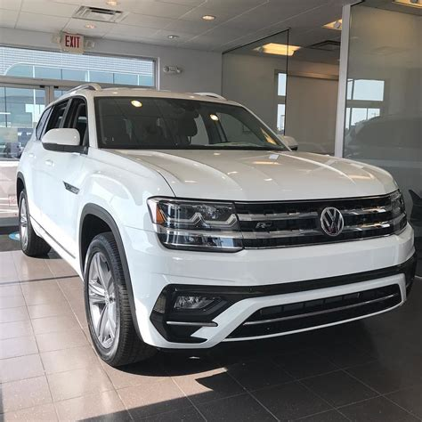 Atlas R Line by Our 2018 Volkswagen Atlas R Line Has Arrived And It