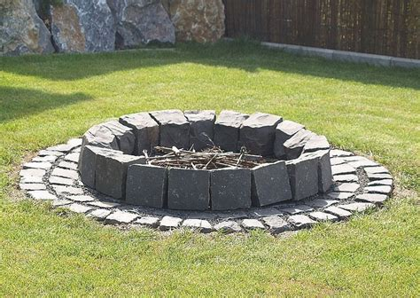 best 25 feuerstelle im garten ideas on