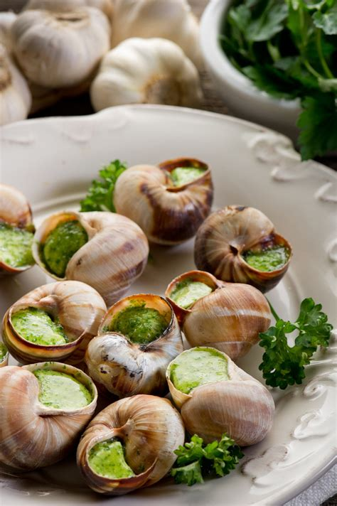 cuisine escargots 44 meals you need to try before you die