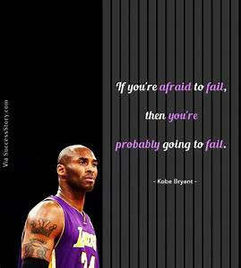25+ Best Motivational Quotes From Basketball Player Kobe ...