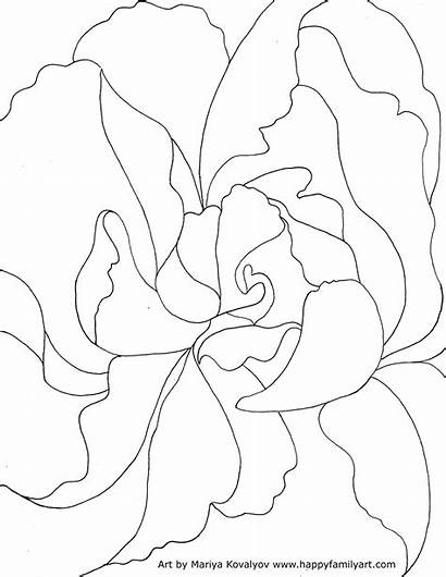 Georgia Keeffe History Coloring Projects Keefe Lesson