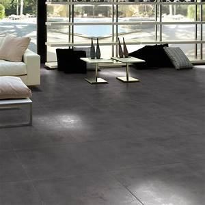 Küchentisch 60 X 60 : carrelage sol aspect b ton lunare anthracite 60x60 cm ~ Markanthonyermac.com Haus und Dekorationen