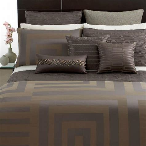 hotel collection comforter hotel collection columns duvet cover columns