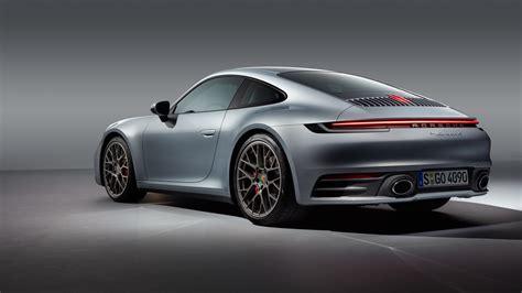 Porsche 911 Carrera 4s 2019 4k 4 Wallpaper