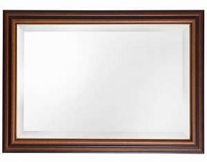 Spiegel Rund Holzrahmen : spiegel mit holzrahmen mit goldenen rand ~ Whattoseeinmadrid.com Haus und Dekorationen