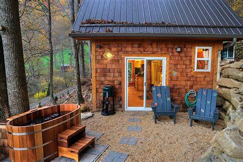tiny mountain cottage  nc