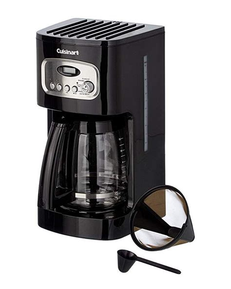 For extra fresh flavor, try one of our premium coffee grinders. Cuisinart Programmable Coffeemaker Digital, Filter Brew 12 ...