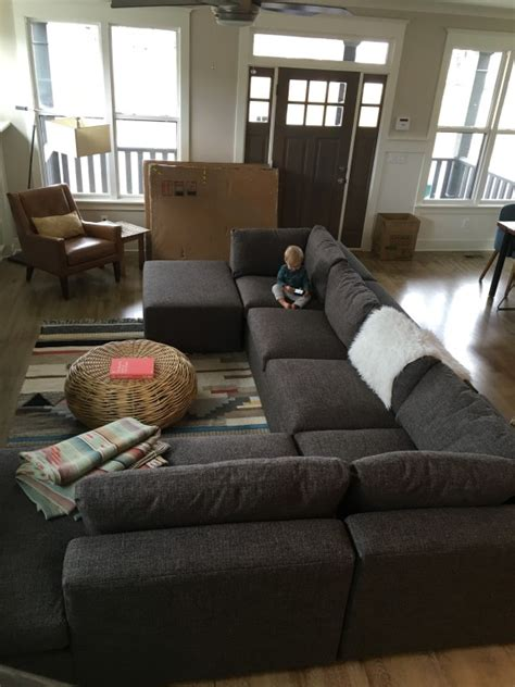 Room And Board Loveseat by Room And Board Sofas Reese Sofas Modern Living Room