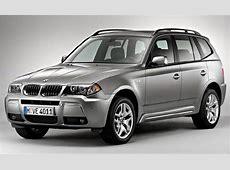 2006 BMW X3 User Reviews CarGurus