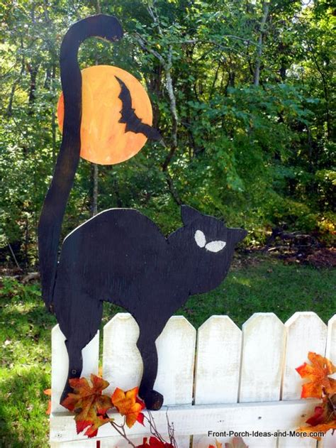 easy halloween decorating ideas   porch  yard