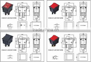 4 Prong 4 Pin Rocker Switch Wiring Diagram For Your Needs
