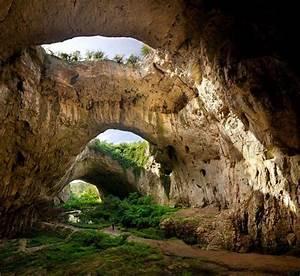 Huge, Devetashka, Cave, U2013, Bulgaria, U2013, World, For, Travel