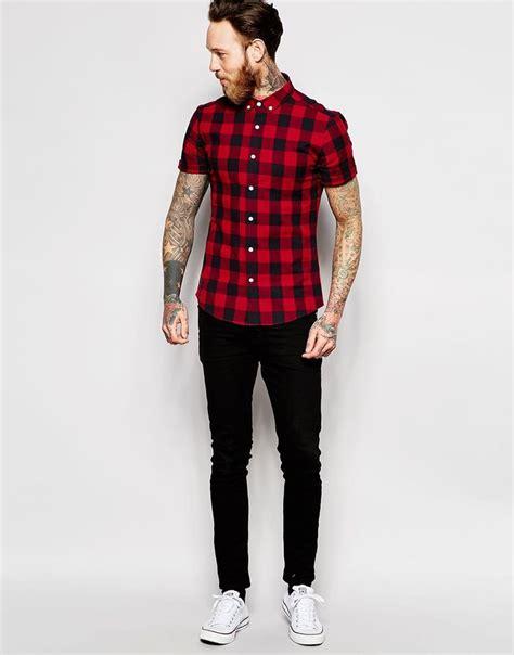 Mu00e1s de 25 ideas increu00edbles sobre Camisa cuadros hombre en Pinterest | Camisas de cuadros hombre ...