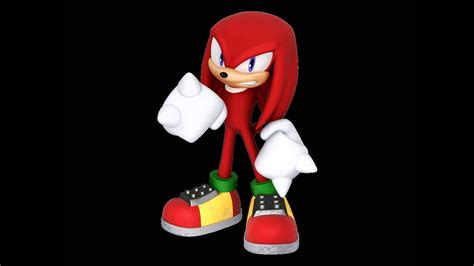 Sonic Advance 2 Knuckles