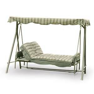 Menards Patio Swing Cushions by Walmart Seacliff 3 Seater Hammock Swing Replacement Canopy