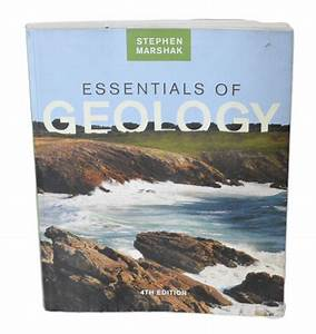 Essentials Of Geology  Fourth - 4th