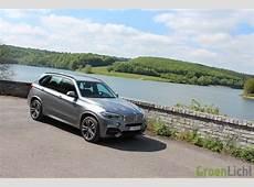 Rijtest BMW X5 M50d GroenLichtbe