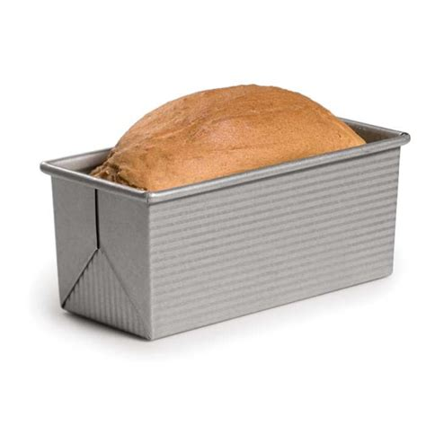 bread loaf pan pans gluten baking breads arthur king extra gifts friends making recipe loaves sheknows providing dough