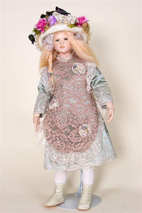 kashin porcelain soft body art doll  cindy koch