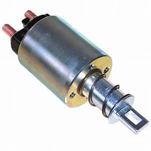 Starter Solenoid For Ford New Holland Tractor 1000 1500