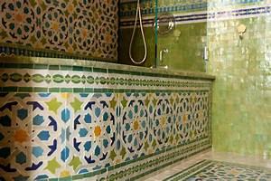 Moroccan Bathrooms - Mediterranean - Bathroom - new york