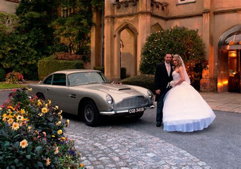 Hire Aston Martin Db5 For Weddings, Filmshoots
