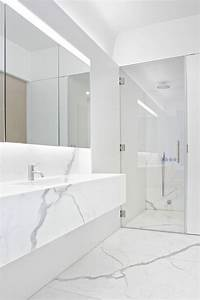 awesome salle de bain moderne blanche pictures awesome With faience moderne salle de bain