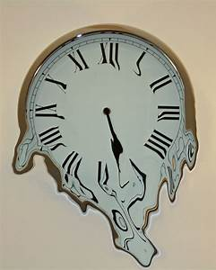 dali-esque melting clock | *eshva* | Flickr