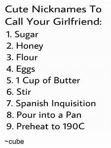 15 CUTE NAMES TO CALL YOUR GIRLFRIEND