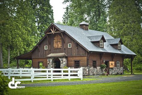 Custom Barns by Washington Barn Builders Dc Builders